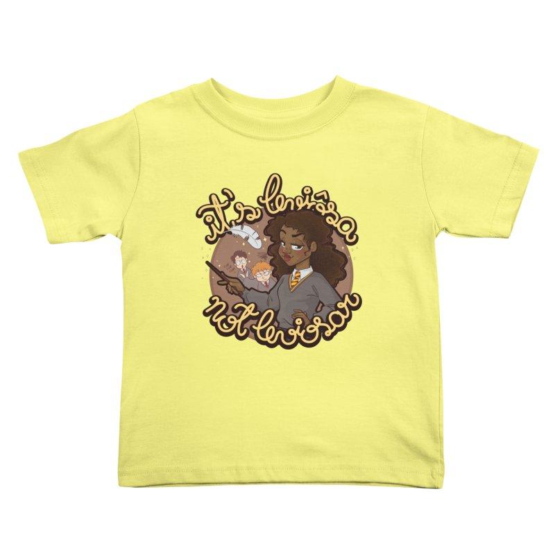Leviosa Kids Toddler T-Shirt by AlePresser's Artist Shop