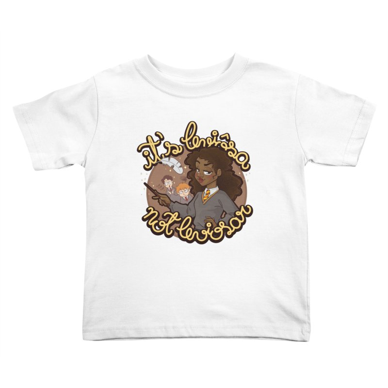 Leviosa Kids Toddler T-Shirt by AlePresser's Artist Shop