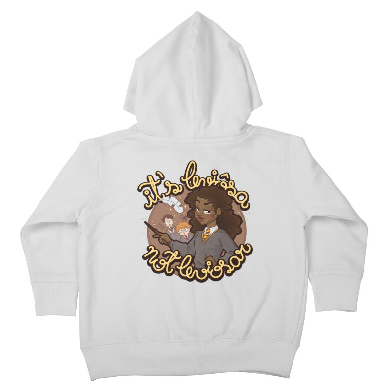 Leviosa Kids Toddler Zip-Up Hoody by AlePresser's Artist Shop