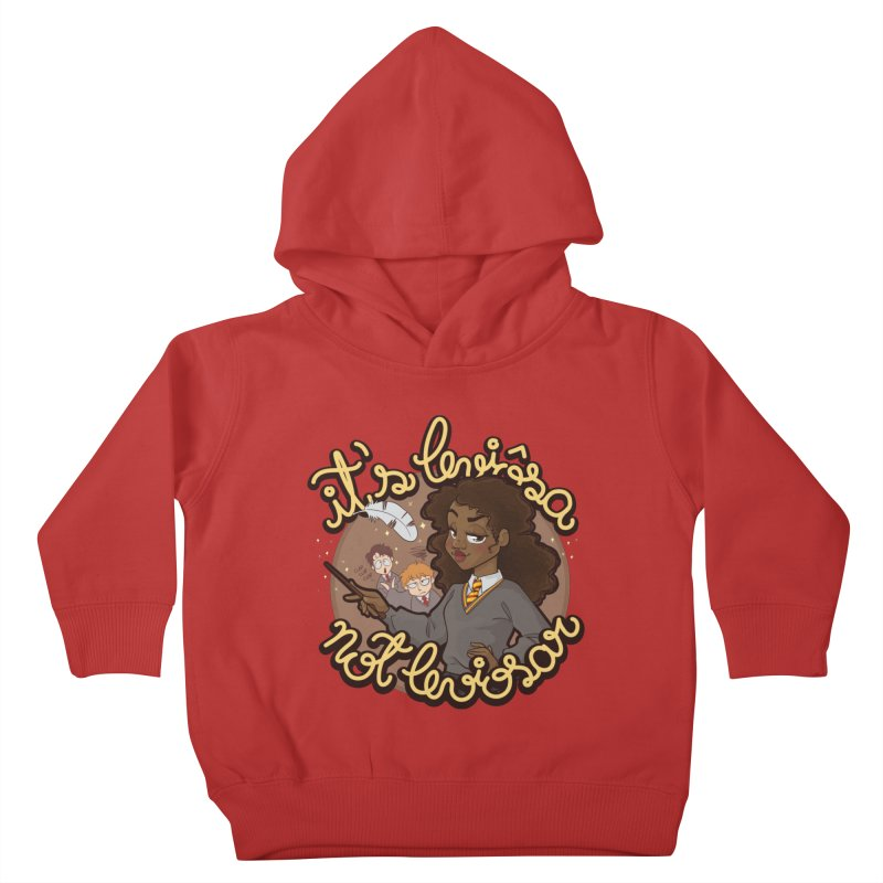 Leviosa Kids Toddler Pullover Hoody by AlePresser's Artist Shop