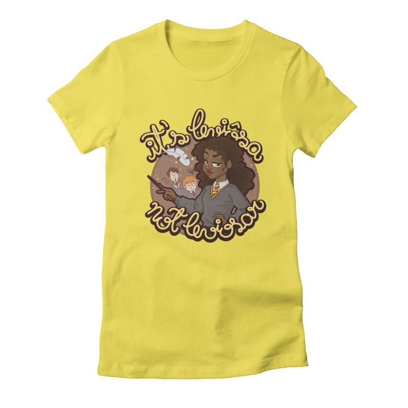 Leviosa Women's T-Shirt by AlePresser's Artist Shop
