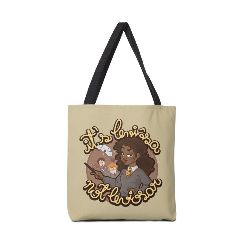 Leviosa Accessories Bag by AlePresser's Artist Shop