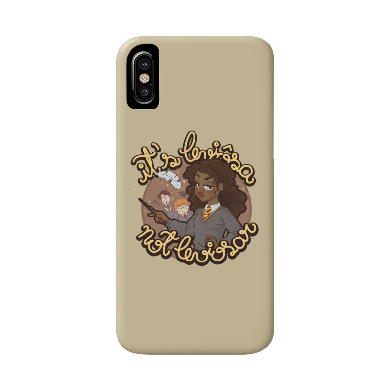 Leviosa Accessories Phone Case by AlePresser's Artist Shop