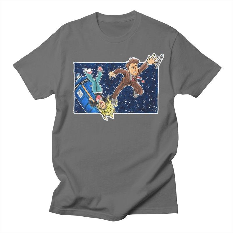 Tenth & Rose Men's T-Shirt by AlePresser's Artist Shop