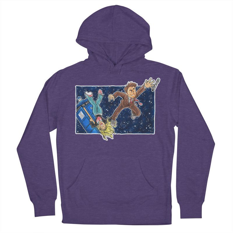 Tenth & Rose Women's French Terry Pullover Hoody by AlePresser's Artist Shop