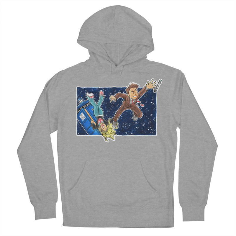 Tenth & Rose Men's Pullover Hoody by AlePresser's Artist Shop