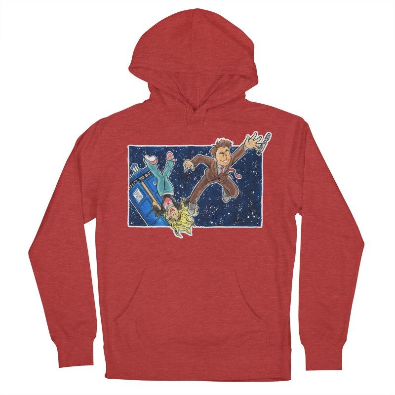 Tenth & Rose Men's Pullover Hoody by AlePresser's Artist Shop