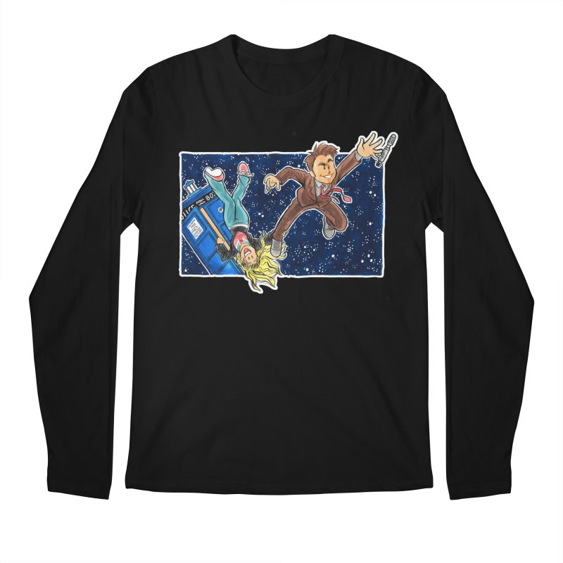 Tenth & Rose Men's Longsleeve T-Shirt by AlePresser's Artist Shop