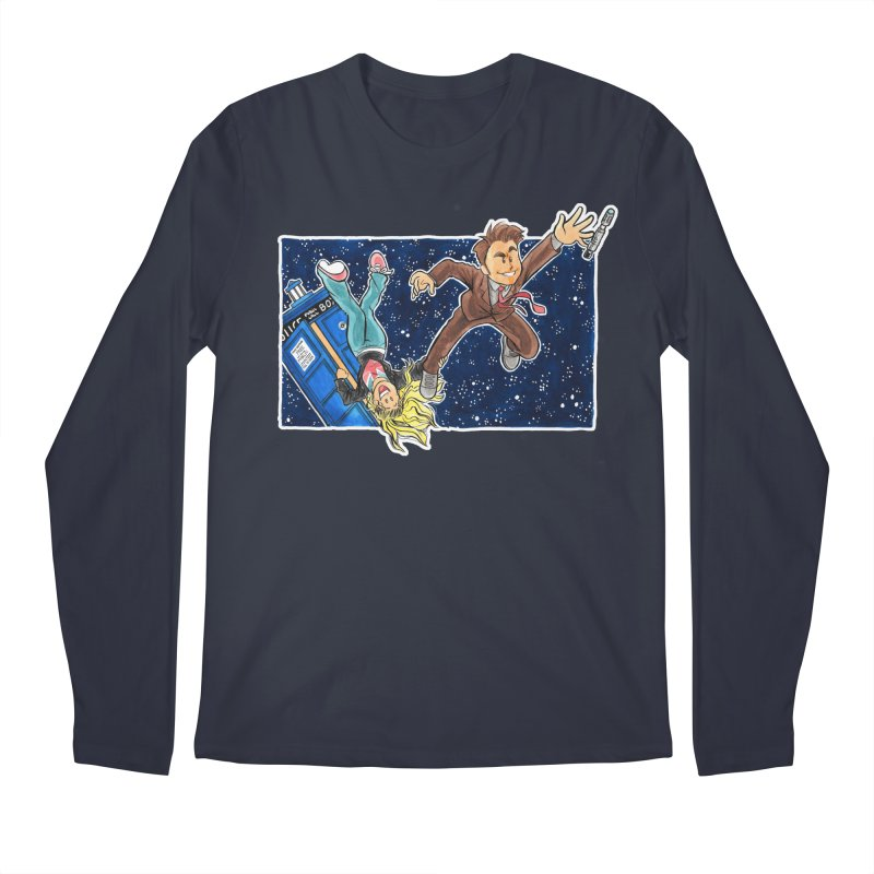 Tenth & Rose Men's Regular Longsleeve T-Shirt by AlePresser's Artist Shop