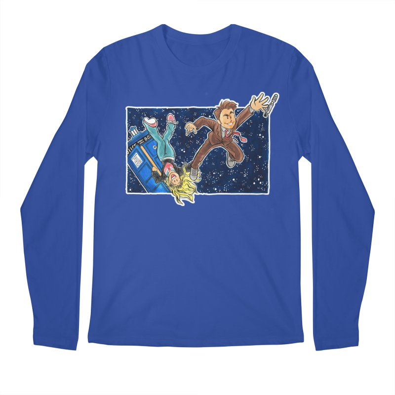 Tenth & Rose Men's Regular Longsleeve T-Shirt by AlePresser's Artist Shop