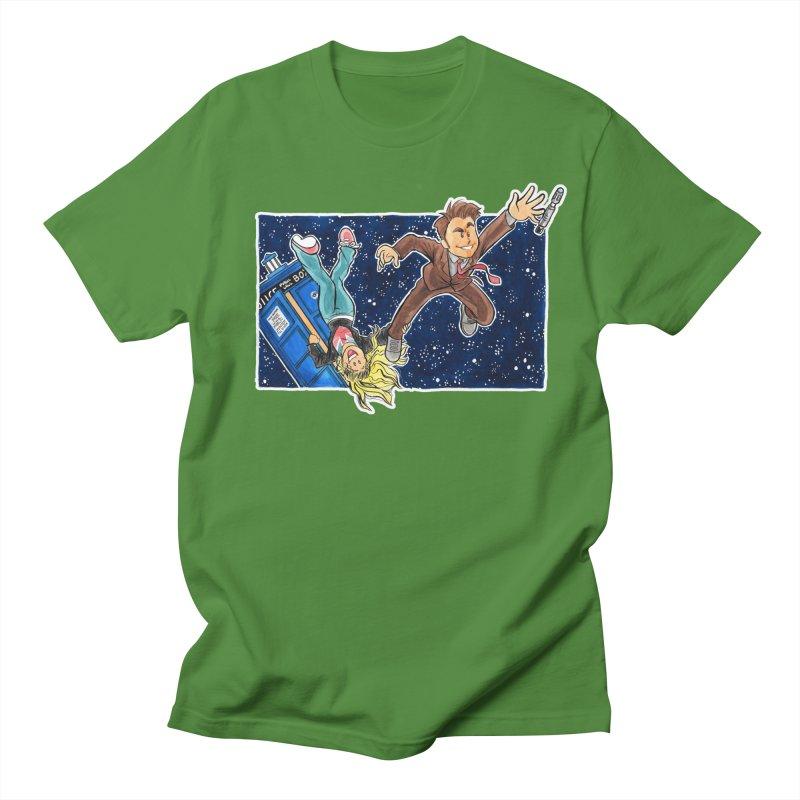 Tenth & Rose Women's Regular Unisex T-Shirt by AlePresser's Artist Shop