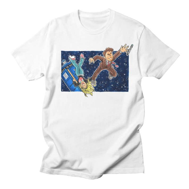 Tenth & Rose Women's Regular Unisex T-Shirt by AlePresser's Artist Shop