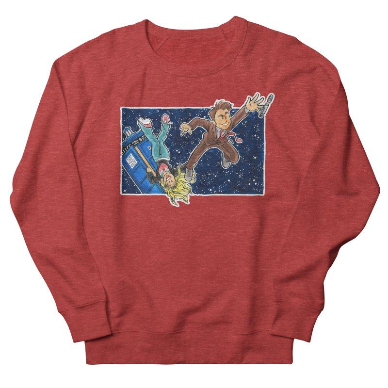 Tenth & Rose Women's French Terry Sweatshirt by AlePresser's Artist Shop