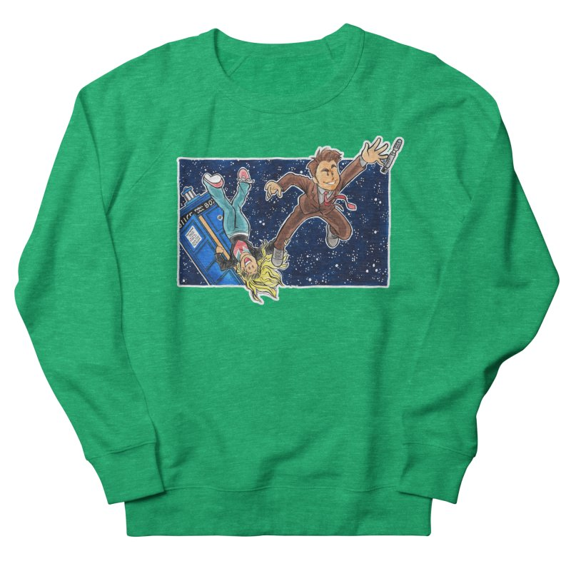 Tenth & Rose Men's French Terry Sweatshirt by AlePresser's Artist Shop