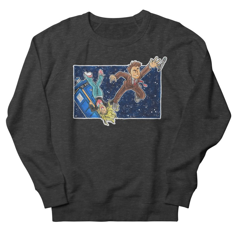 Tenth & Rose Men's Sweatshirt by AlePresser's Artist Shop