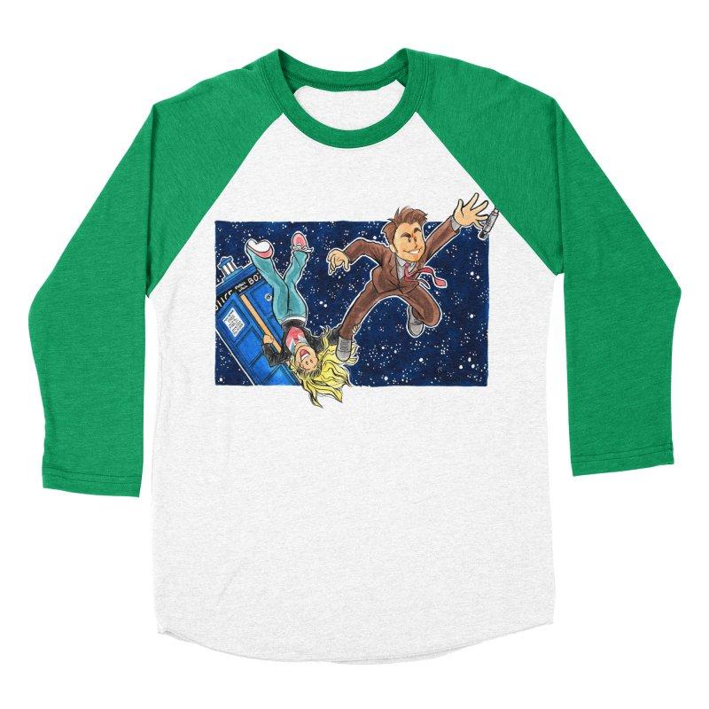 Tenth & Rose Women's Baseball Triblend T-Shirt by AlePresser's Artist Shop