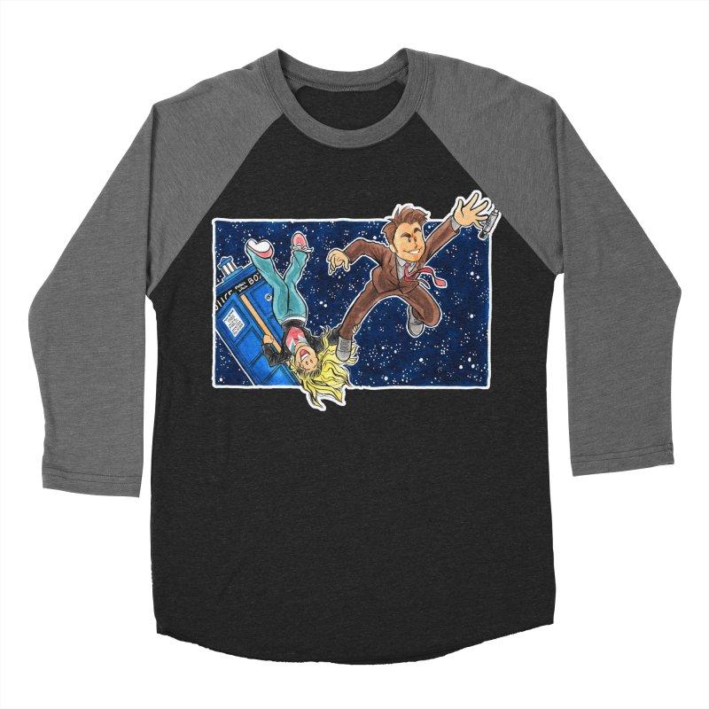 Tenth & Rose Men's Baseball Triblend Longsleeve T-Shirt by AlePresser's Artist Shop