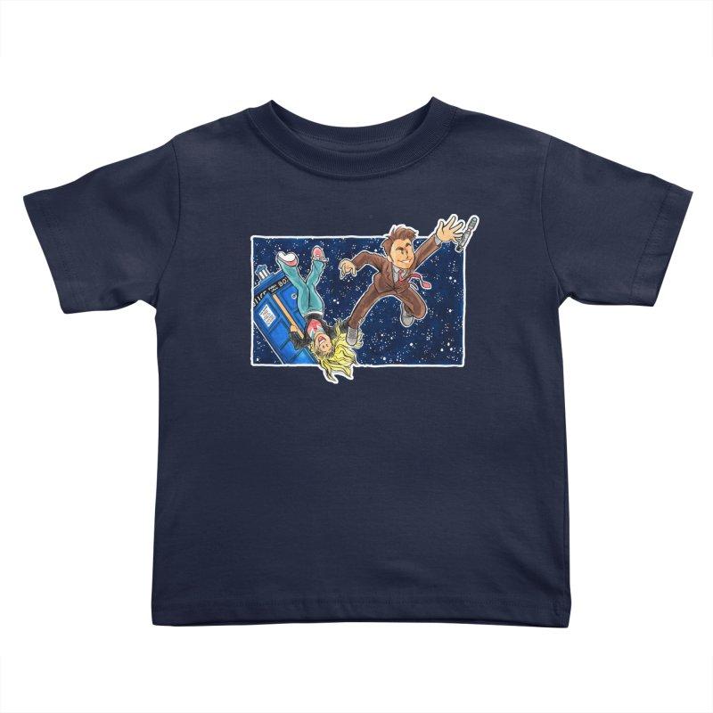 Tenth & Rose Kids Toddler T-Shirt by AlePresser's Artist Shop
