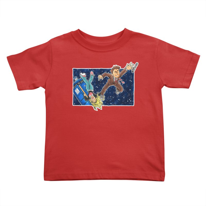 Tenth & Rose Kids Toddler T-Shirt by AlePresser's Artist Shop