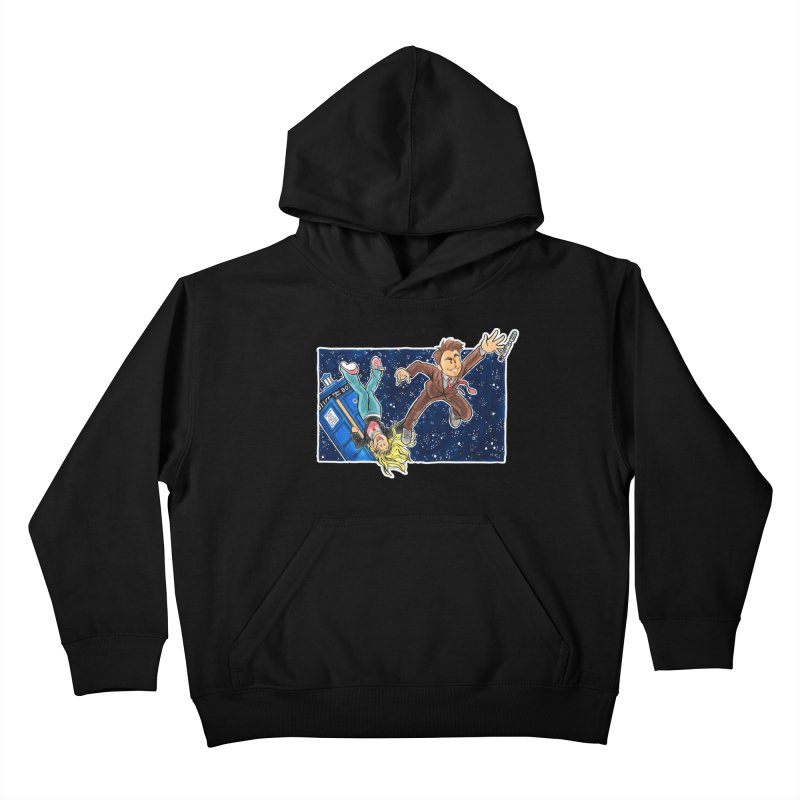 Tenth & Rose Kids Pullover Hoody by AlePresser's Artist Shop