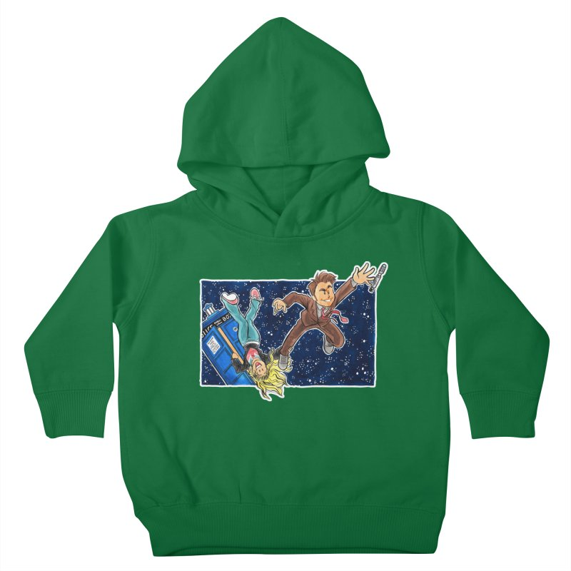 Tenth & Rose Kids Toddler Pullover Hoody by AlePresser's Artist Shop