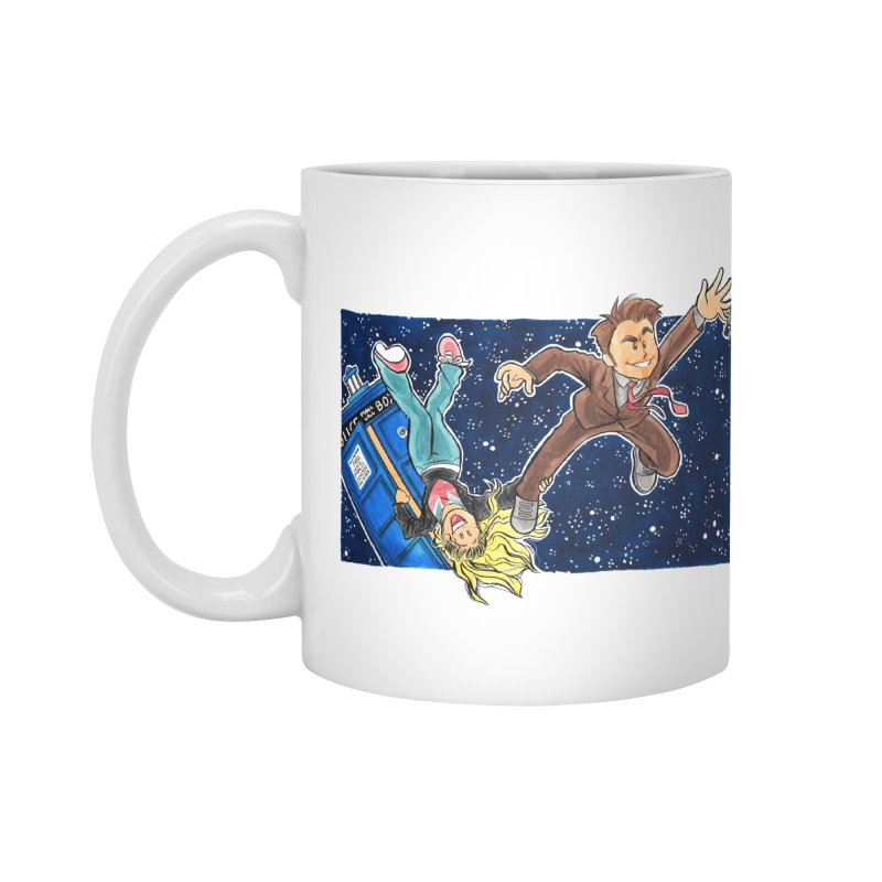 Tenth & Rose Accessories Mug by AlePresser's Artist Shop