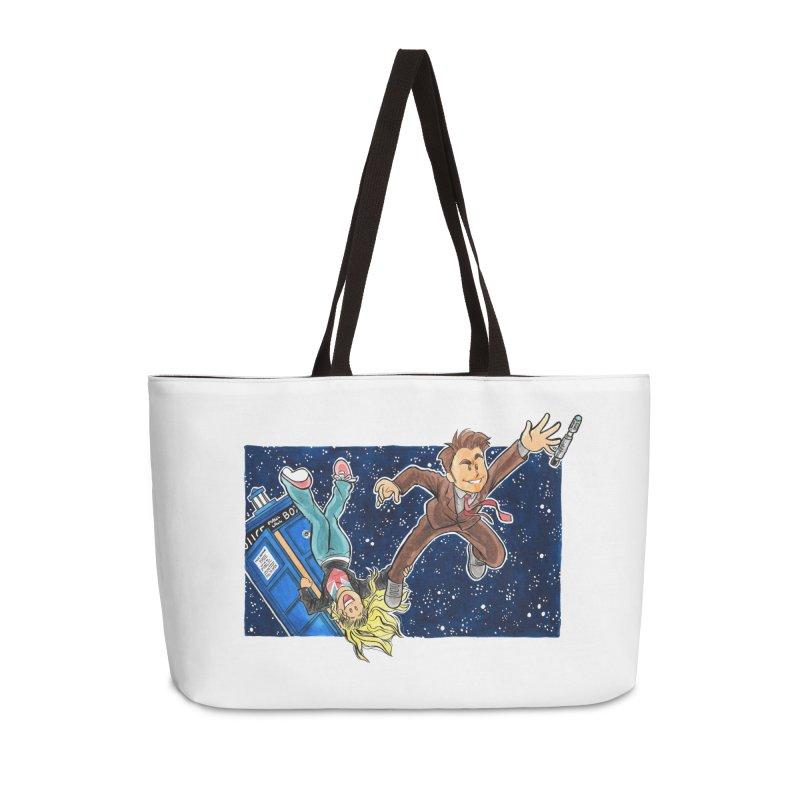 Tenth & Rose Accessories Weekender Bag Bag by AlePresser's Artist Shop