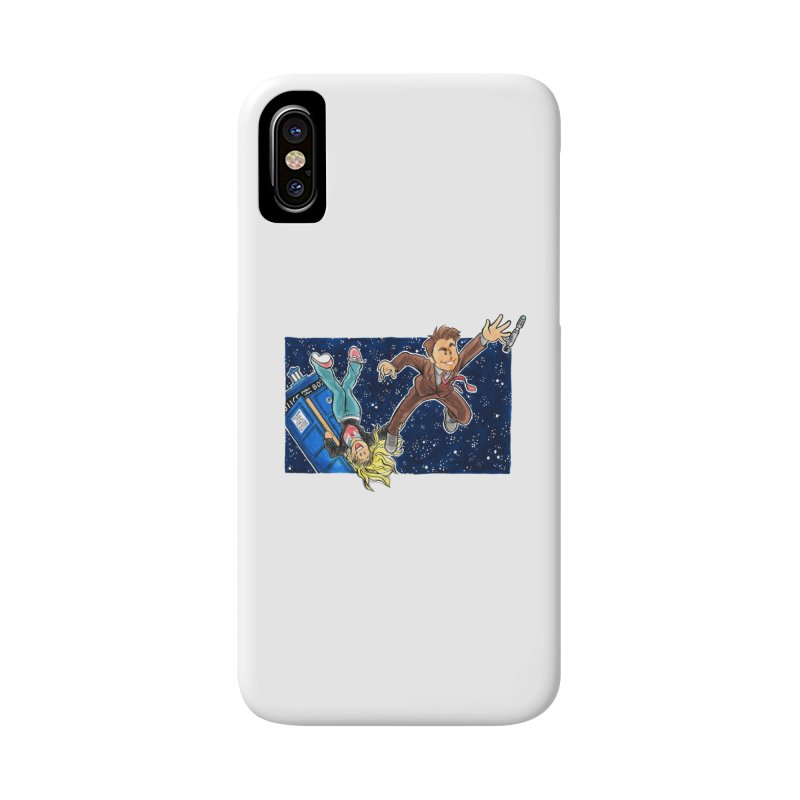 Tenth & Rose Accessories Phone Case by AlePresser's Artist Shop
