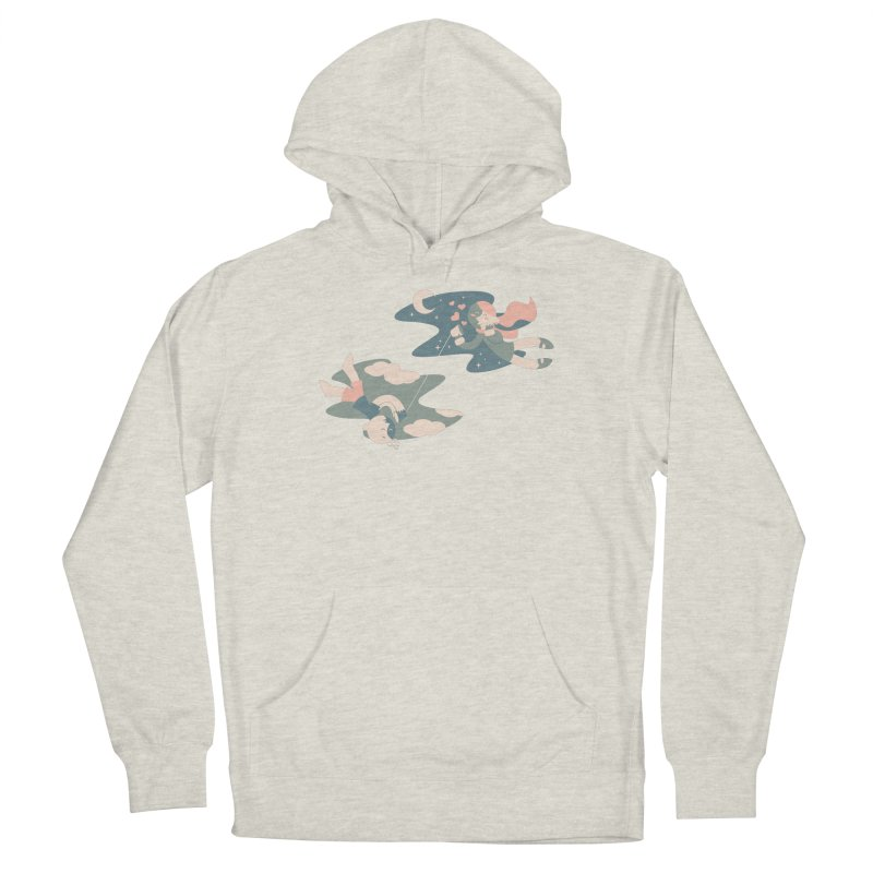Connect Women's Pullover Hoody by AlePresser's Artist Shop