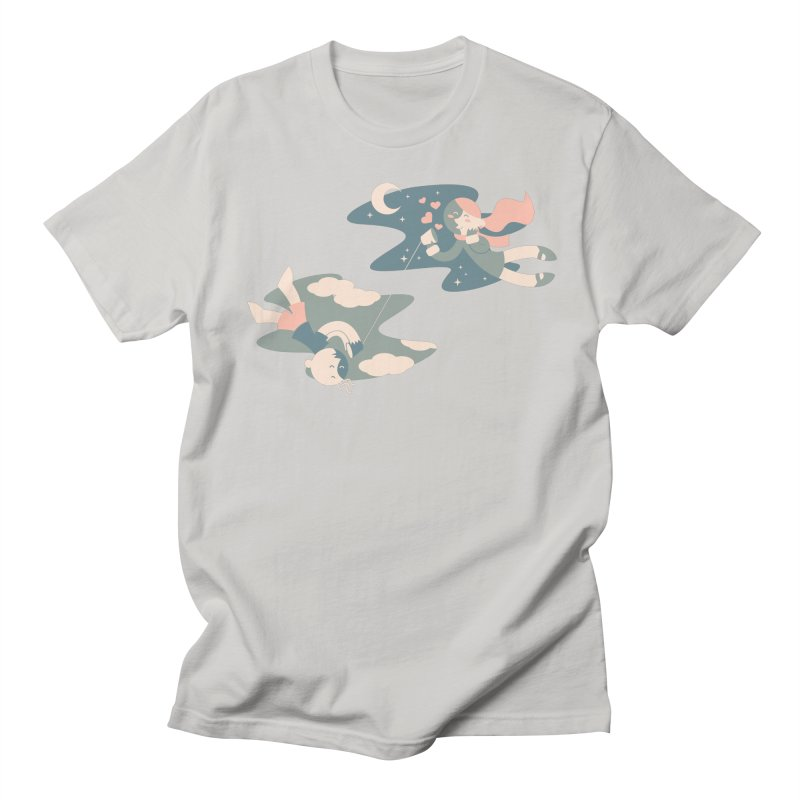 Connect Men's T-Shirt by AlePresser's Artist Shop