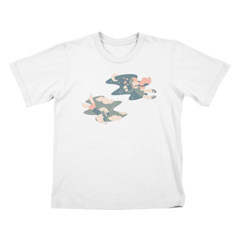 Connect Kids T-Shirt by AlePresser's Artist Shop