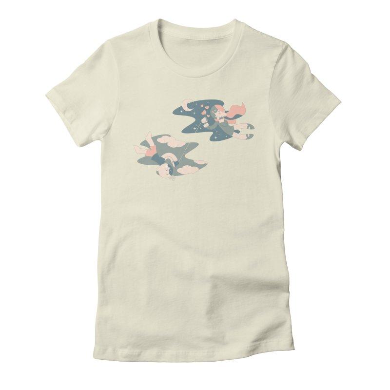 Connect Women's T-Shirt by AlePresser's Artist Shop