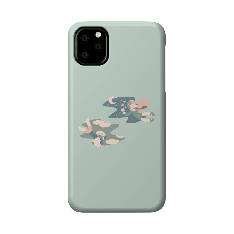 Connect Accessories Phone Case by AlePresser's Artist Shop