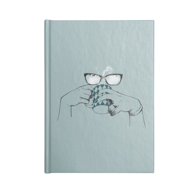 Steam Accessories Blank Journal Notebook by AlePresser's Artist Shop