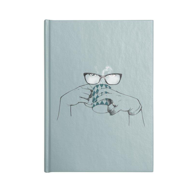 Steam Accessories Lined Journal Notebook by AlePresser's Artist Shop