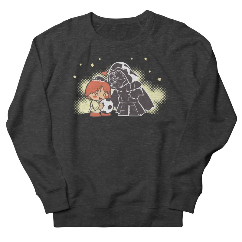 Cute Side of Force Women's Sweatshirt by AlePresser's Artist Shop