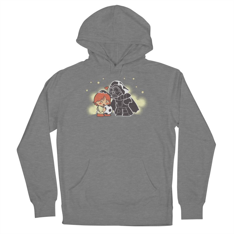 Cute Side of Force Women's Pullover Hoody by AlePresser's Artist Shop