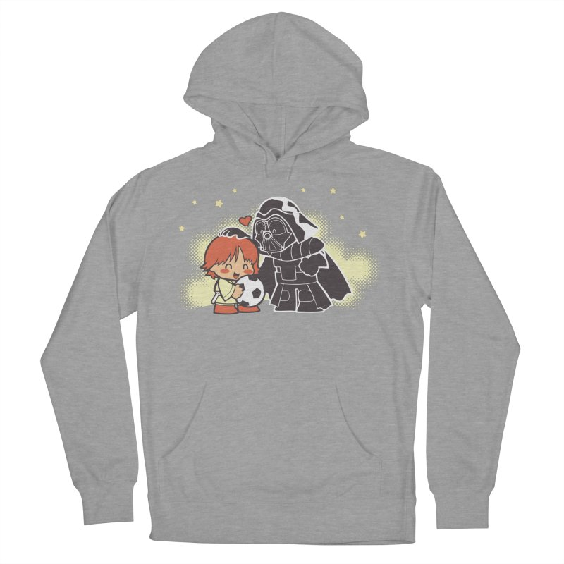 Cute Side of Force Men's Pullover Hoody by AlePresser's Artist Shop