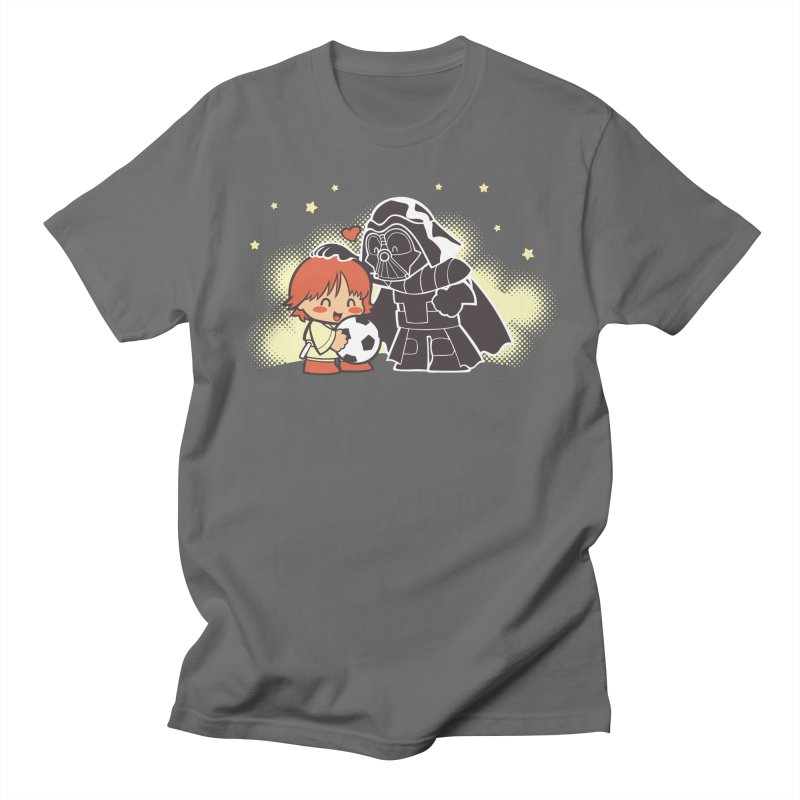 Cute Side of Force Men's T-Shirt by AlePresser's Artist Shop