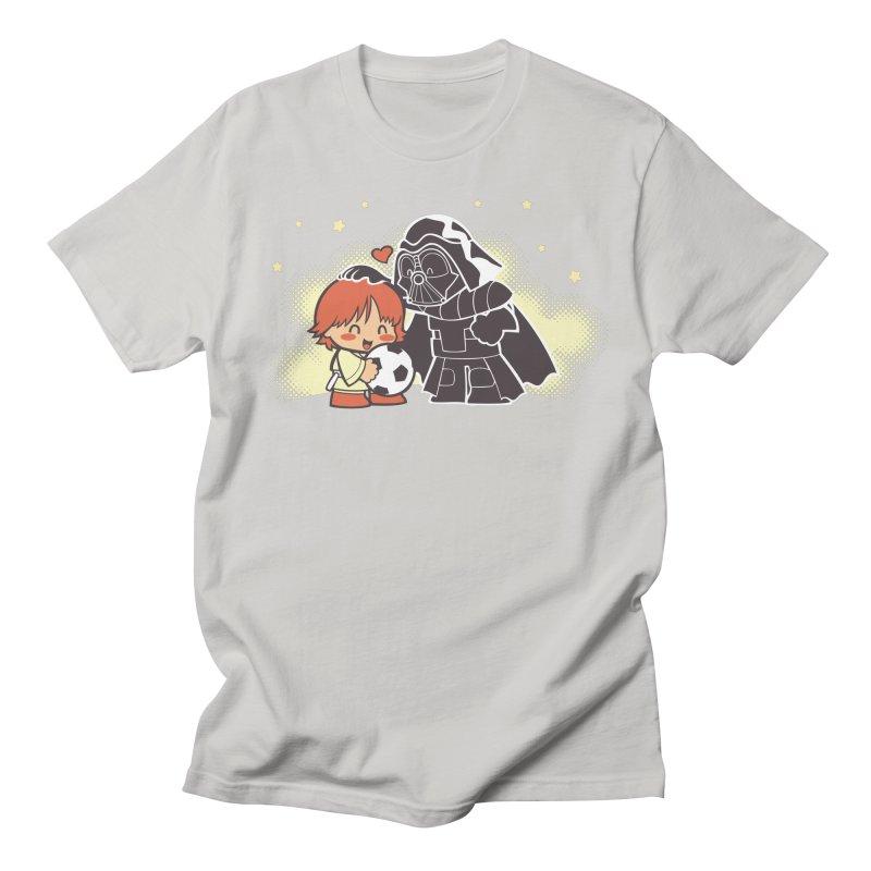 Cute Side of Force Men's Regular T-Shirt by AlePresser's Artist Shop