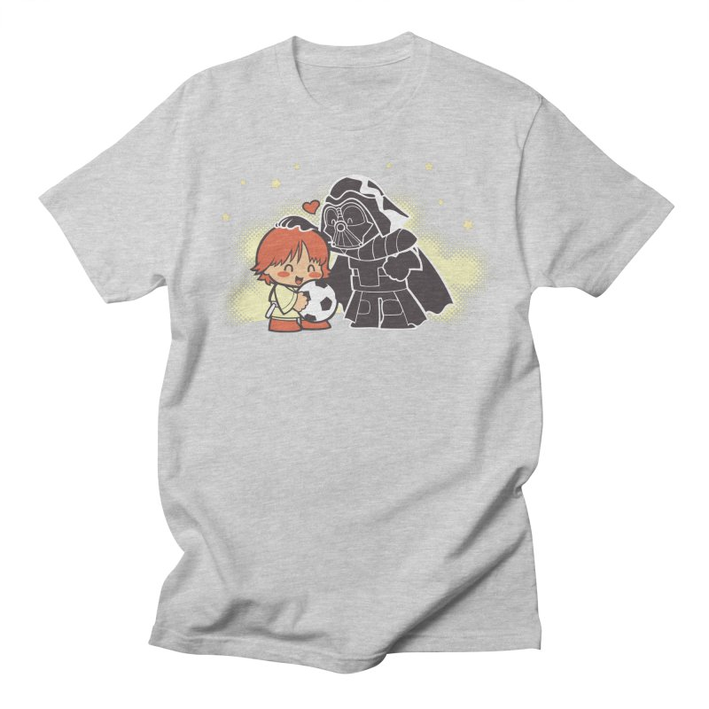 Cute Side of Force Men's Regular T-Shirt by AlePresser's Artist Shop