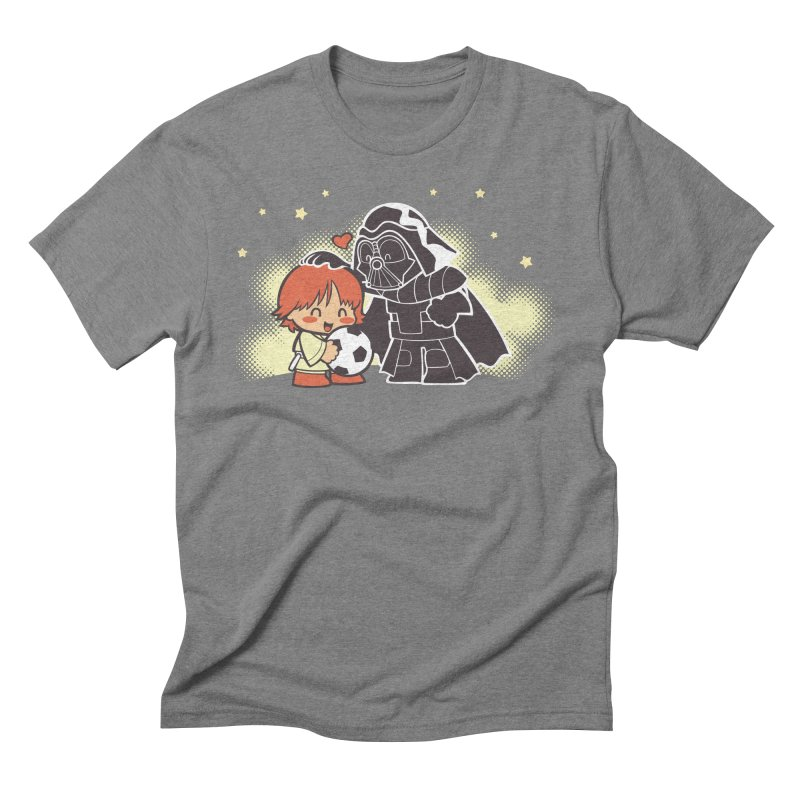 Cute Side of Force Men's Triblend T-Shirt by AlePresser's Artist Shop
