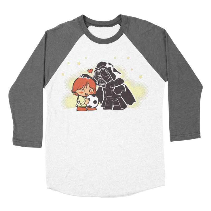 Cute Side of Force Women's Baseball Triblend Longsleeve T-Shirt by AlePresser's Artist Shop