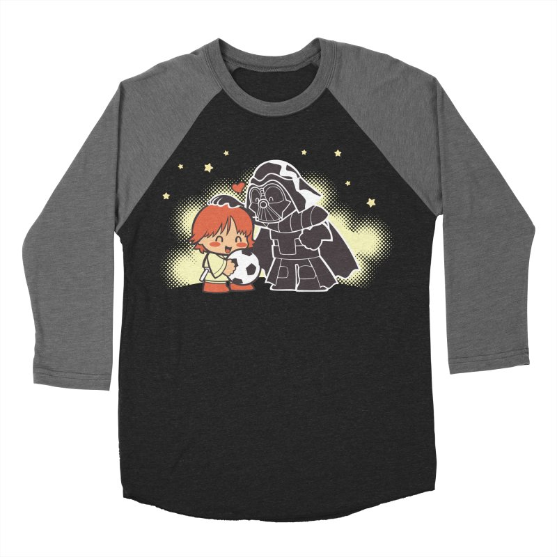 Cute Side of Force Women's Baseball Triblend Longsleeve T-Shirt by AlePresser's Artist Shop