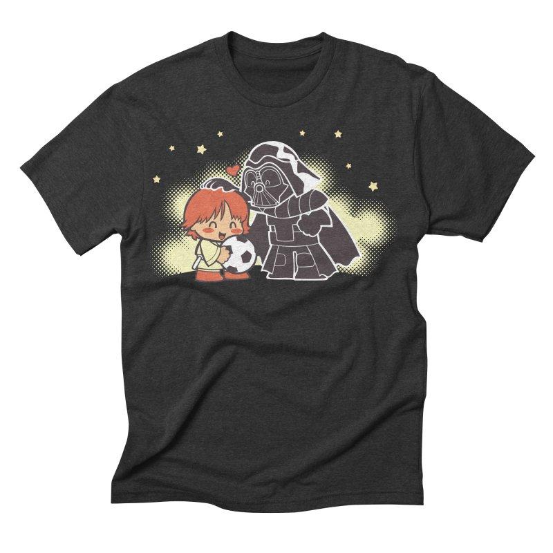 Cute Side of Force Men's Triblend T-shirt by AlePresser's Artist Shop