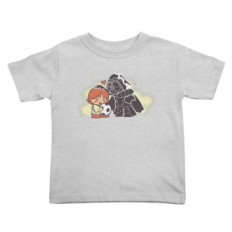 Cute Side of Force Kids Toddler T-Shirt by AlePresser's Artist Shop