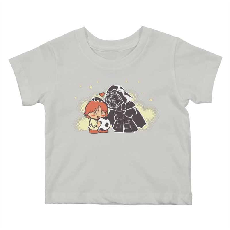 Cute Side of Force Kids Baby T-Shirt by AlePresser's Artist Shop