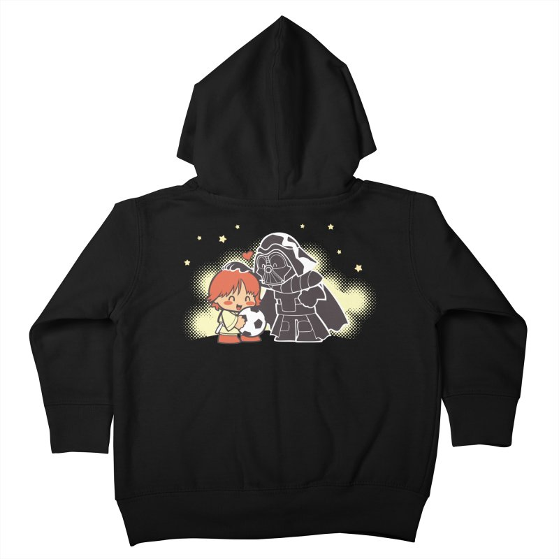 Cute Side of Force Kids Toddler Zip-Up Hoody by AlePresser's Artist Shop