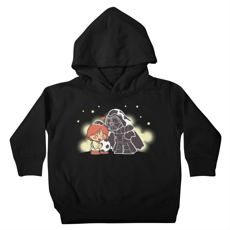 Cute Side of Force Kids Toddler Pullover Hoody by AlePresser's Artist Shop