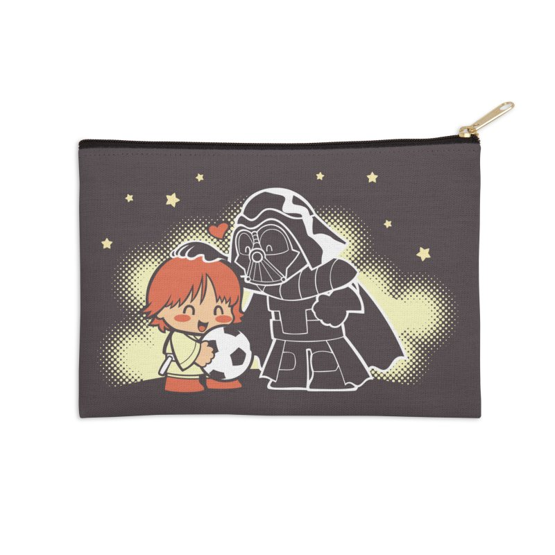Cute Side of Force Accessories Zip Pouch by AlePresser's Artist Shop